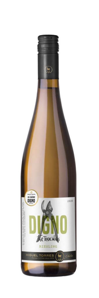 Torres Digno Riesling Reserva 2018