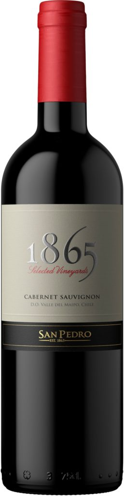 1865 Selected Vineyards Cabernet Sauvignon 2017