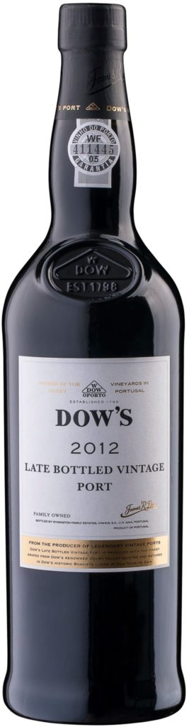 Dow's Late Bottled Vintage 2016