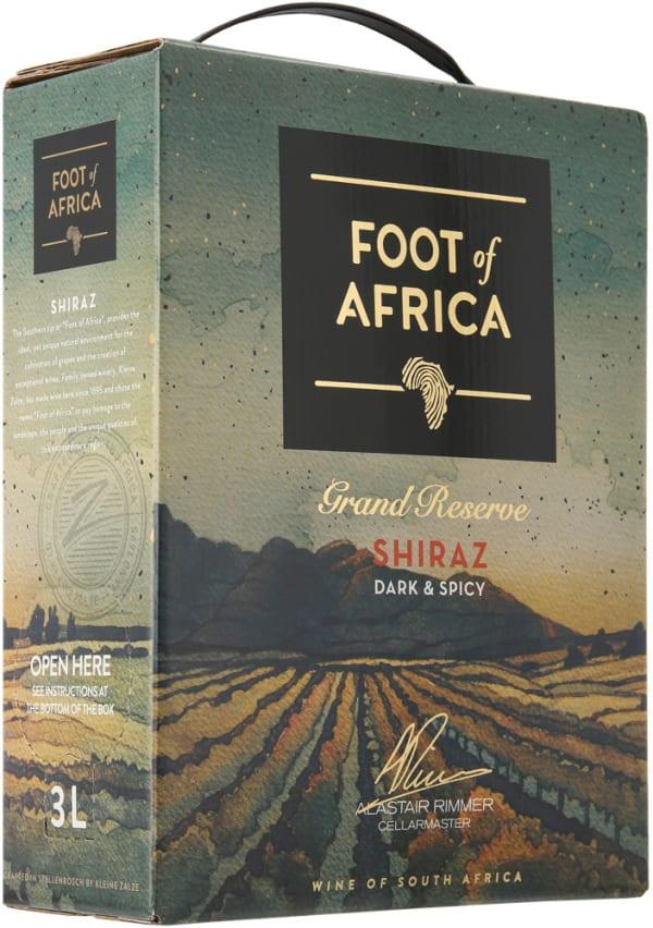 Foot of Africa Grand Reserve Shiraz 2020