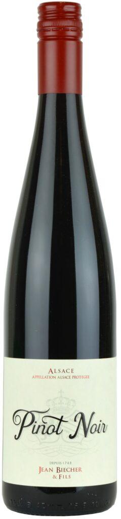 Jean Biecher Pinot Noir Réserve Organic 2019