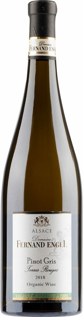 Fernand Engel Pinot Gris Terres Rouges Organic 2019