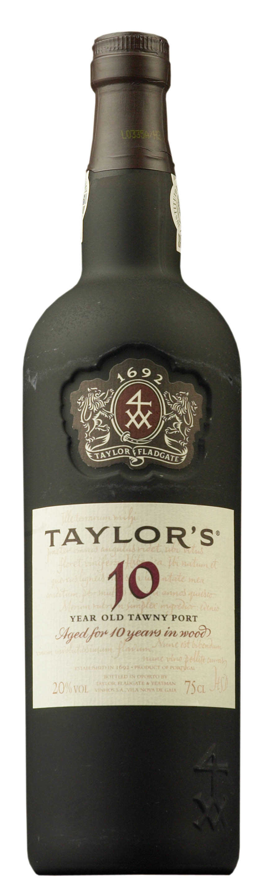 Taylor's 10 Yeat Old Tawny Port
