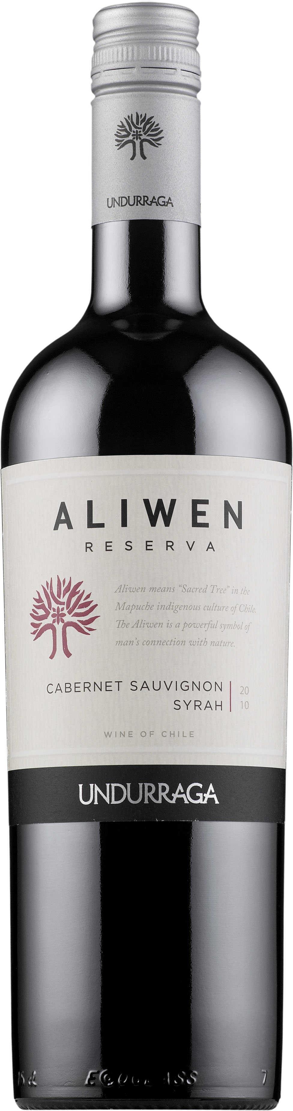 Aliwen Cabernet-Syrah
