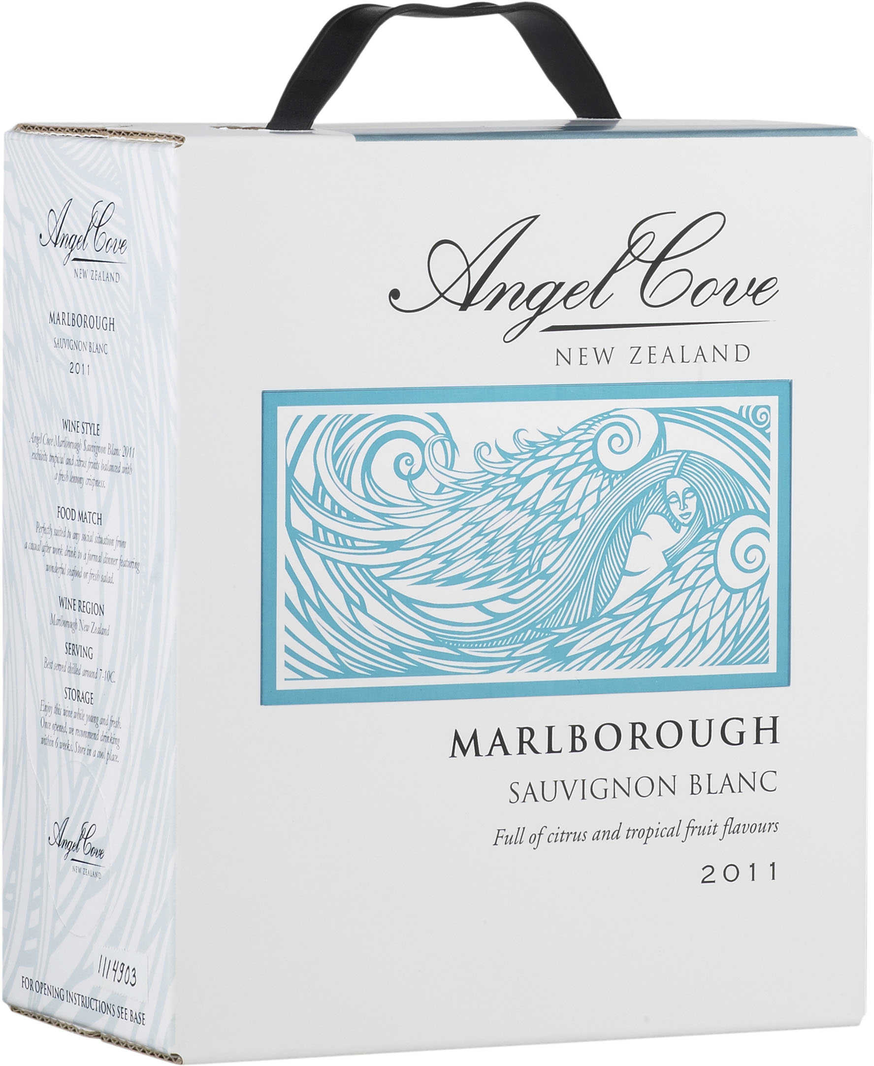Angel Cove Marlborough Sauvignon Blanc