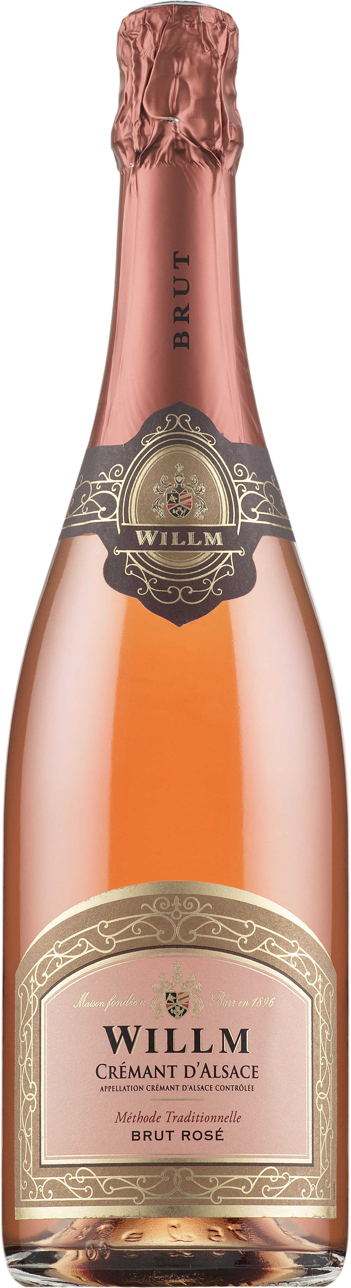Willm Cremant d'Alsace Brut Rose