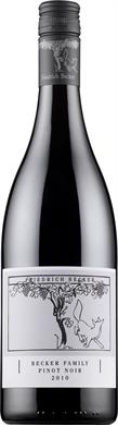 Becker Family Pinot Noir 2011