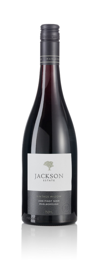 Jackson Estate Vintage Widow Pinot Noir 2012