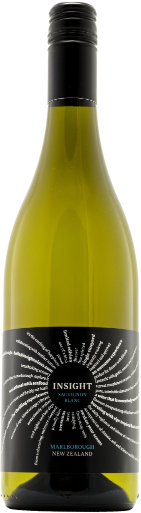 Insight Sauvignon Blanc 2013