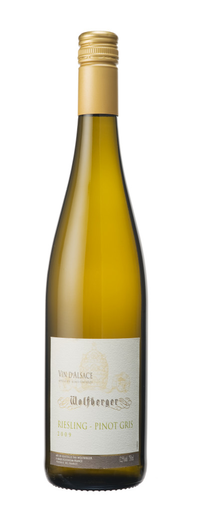 Wolfberger Riesling-Pinot Gris 2012