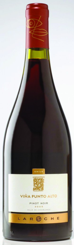 Viña Punto Alto Pinot Noir 2009