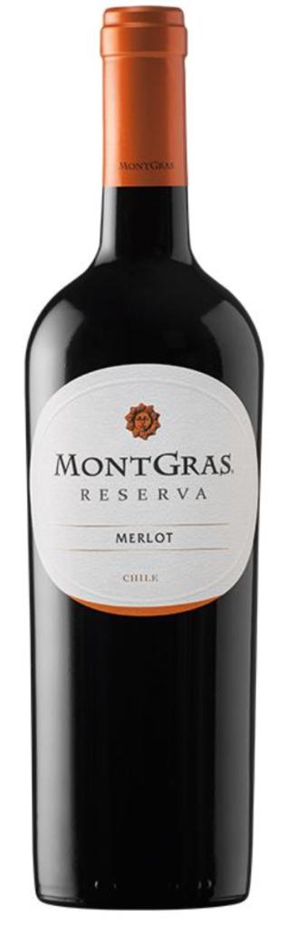 MontGras Merlot Reserva 2014