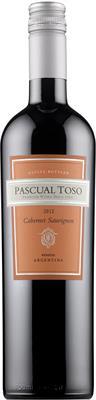 Pascual Toso Cabernet Sauvignon 2012