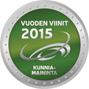 Vuoden Viinit 2015 Kunniamaininta